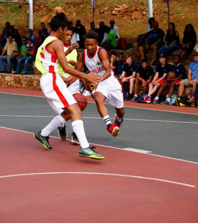 St. John's College u16 Basketball Tournament 2017